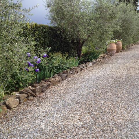 Manutenzione aiuole Valdarno Caiani Vivai Garden