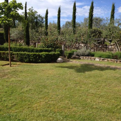 Manutenzione giardini privati Valdambra Caiani Vivai Garden