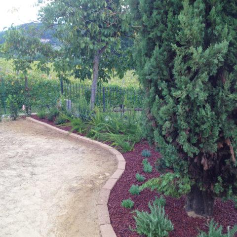 Realizzazione aiuole piante perenni provincia Arezzo Siena Caiani Vivai Garden