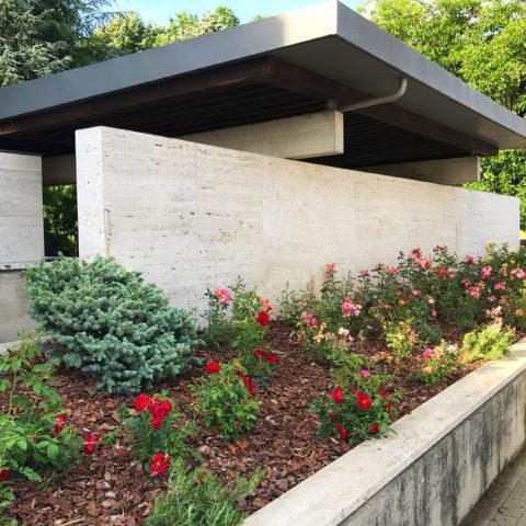 Realizzazione aree verdi design provincia Arezzo Caiani Vivai Garden