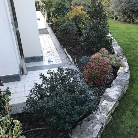 Realizzazione giardini con aiuole Arezzo vivai garden