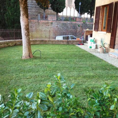 Realizzazione giardini provincia Siena Caiani Vivai Garden