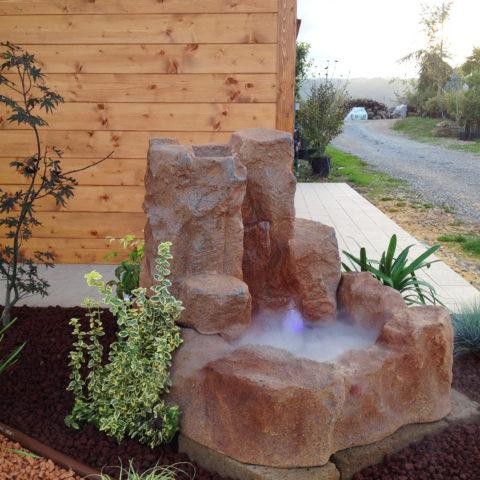 Realizzazione giardini rocciosi Valdarno Valdambra Caiani vivai garden