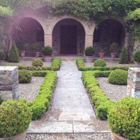 Realizzazione giardini ville storiche Caiani Vivai Garden